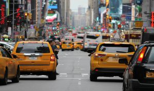 Taxi Online International- why are cabs yellow